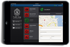 The 'Mobile Notices' app enables police officers to automatically process infringement notices