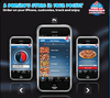 Domino's Pizza has recorded a big sales increase on the back of its iPhone application launch.