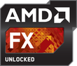 AMD's FX chip logo