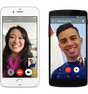 Facebook's Messenger app, pictured April 27, 2015, supports free video calling on iOS and Android.