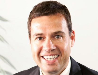 Adobe A/NZ managing director Chris Skelton.