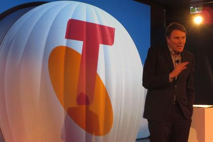 Telstra CEO David Thodey lays out the telco's Wi-Fi strategy.