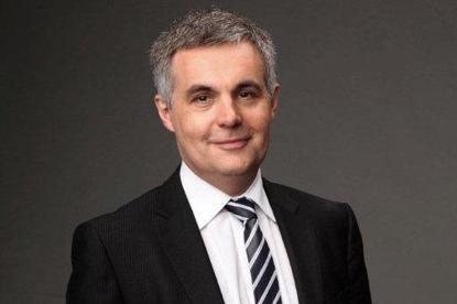 NBN Co CFO Stephen Rue.