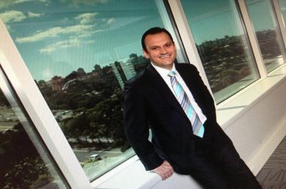 FireEye A/NZ regional director Phil Vasic.