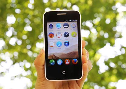 """This is what the ultra-low-cost"""" Firefox OS smartphones will look like"""