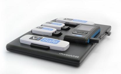 The ViSafe medical device. Image credit: dorsaVi.