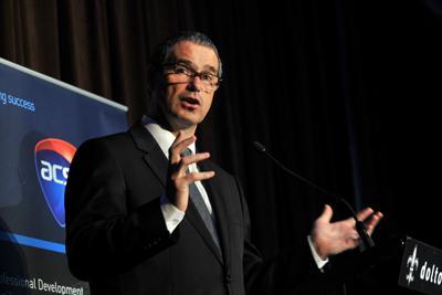 Senator Stephen Conroy has led criticism of NBN Co since the election.