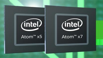 Intel Atom X5 and X7 chips