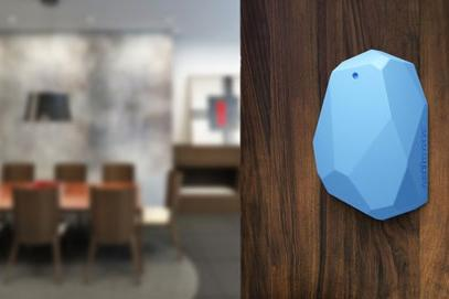 Showgizmo plans to install wireless transmitters called beacons at conferences and trade shows. Credit: Showgizmo