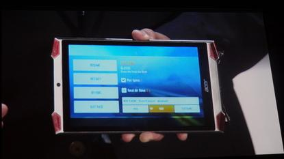 Acer's Predator 8 gaming tablet