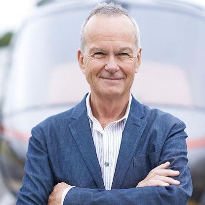 Exetel CEO Richard Purdy. Image credit: Exetel.