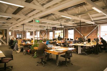GreenHouse innovation hub in Christchurch
