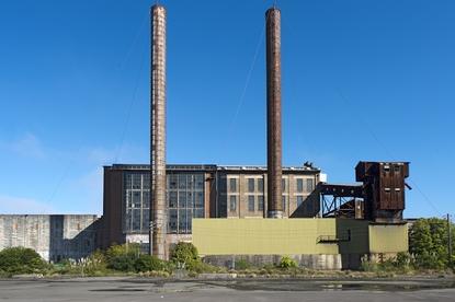 The White Bay Power Station. Photo credit: UrbanGrowth NSW.