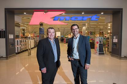 Kmart Group's Michael Fagan and AWS' Paul Migliorini