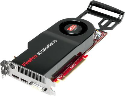 Introducing the ATI FirePro V8750