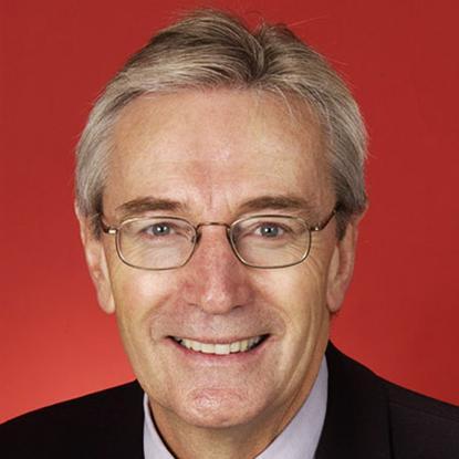 Senator Nick Minchin