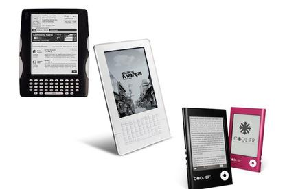 <h2>A big year for e-readers</h2><br><br>