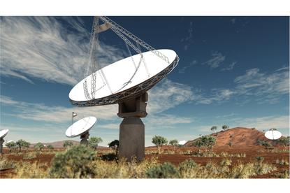 The CSIRO-run Australian SKA Pathfinder (ASKAP) telescope will utilise fibre links from Murchison to Geraldton, and Geraldton to Perth.