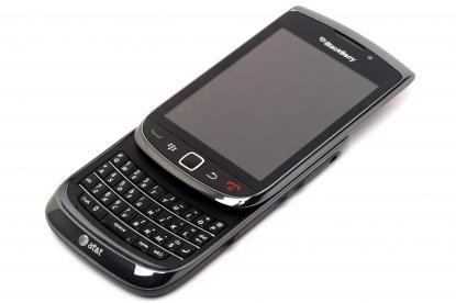 RIM BlackBerry Torch 9800 smartphone
