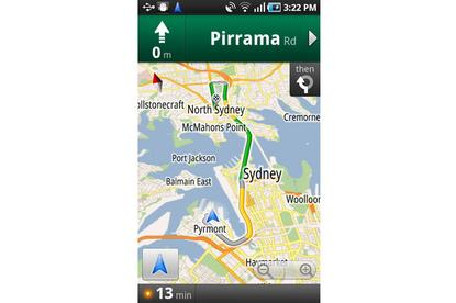 Google Maps Navigation Beta is now available in Australia and New Zealand