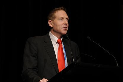 Symantec Pacific vice president and managing director, Craig Scroggie.