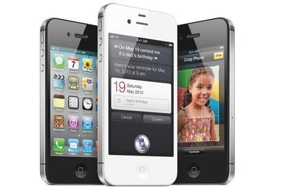 Apple's iPhone 4S