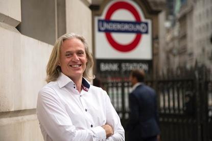 Trade Ledger CEO Martin McCann