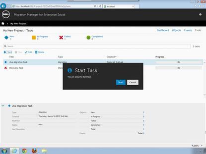 Dell's new Migration Manager for Enterprise Social