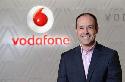 Vodafone CEO Inaki Berroeta. Credit: Vodafone