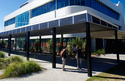 The Waikato Institute of Technology campus