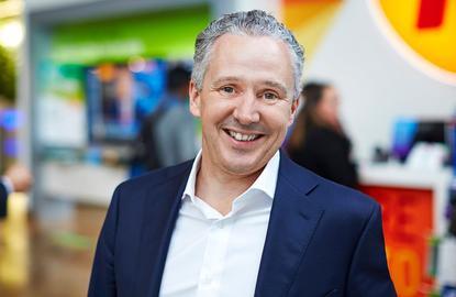 Telstra CEO Andrew Penn