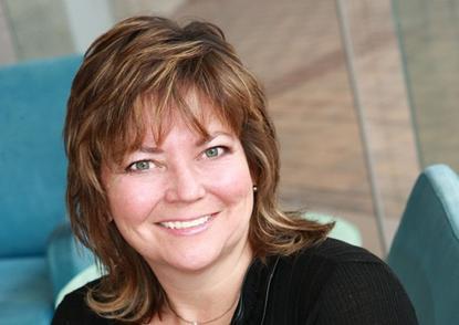 Former Datacom Systems Australia CEO Theresa Eyssens.