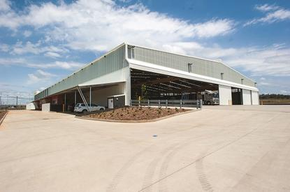 The Witmack industry park in Toowoomba, Queensland. Photo supplied.