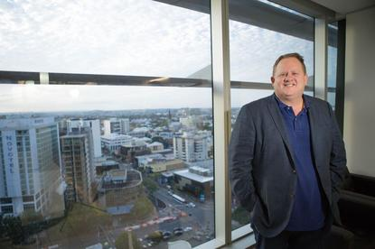 Superloop founder Bevan Slattery.