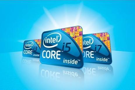 Intel Core i3, i5 and i7
