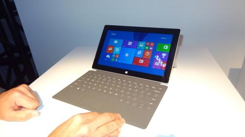 Microsoft's Surface 2