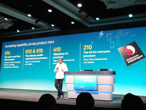 Qualcomm's Raj Talluri