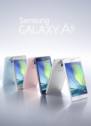 Samsung's Galaxy A5 is headed to China.