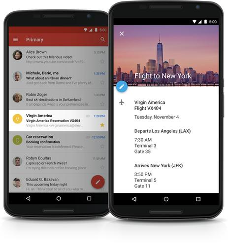 Google's Calendar mobile app has been upgraded to make it a more intuitive and smart time management tool