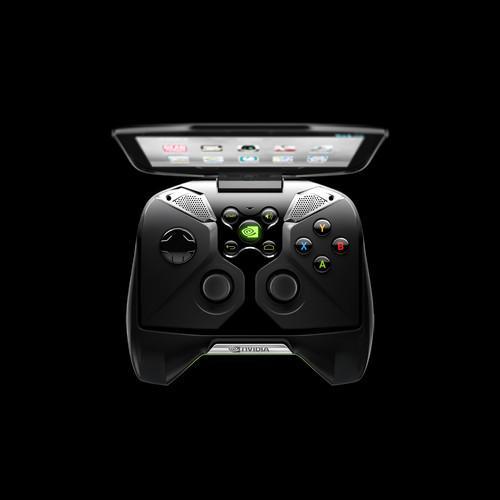 Nvidia's Shield gaming handheld from top (1)