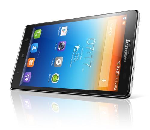 Lenovo's Vibe Z smartphone