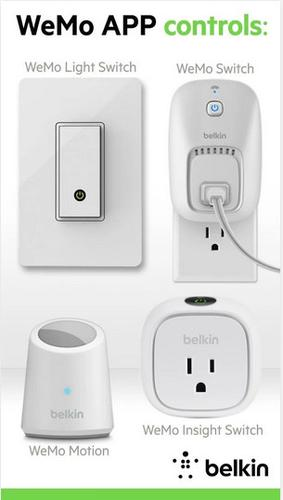 Home automation hardware devices controlled by Belkin's WeMo mobile application could be vulnerable to attack, which researchers attributed to a flaw in firmware contained on a system-on-chip that is also used in other embedded devices from different manufacturers.