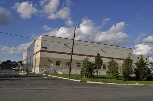 Nasdaq's primary data center, in Carteret, N.J., is housed in an anonymous building.