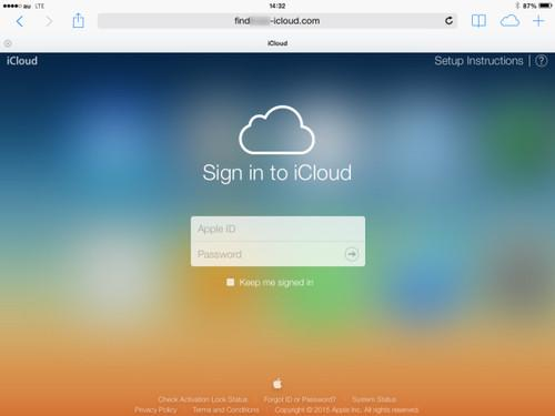 iPhone theft victims are being tricked into unlocking their devices through fake iCloud login sites.