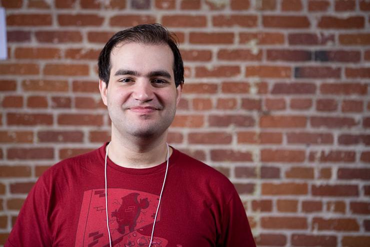 Dan Kaminsky Credit: Dave Bullock/http://eecue.com