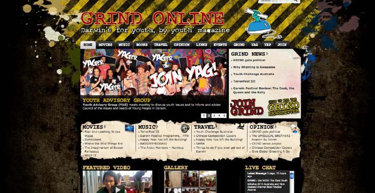 GRIND online