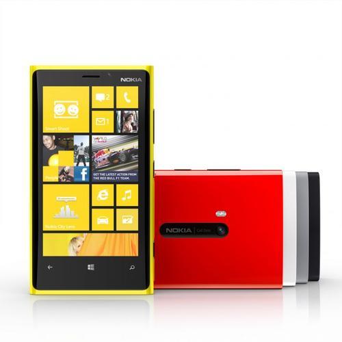 Nokia 720 colour range