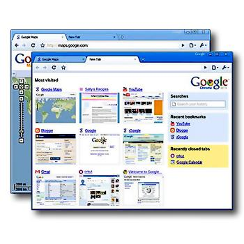 Google's Chrome Web browser