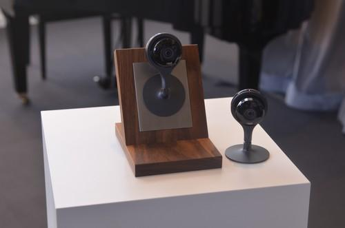 Nest's camera, called the Nest Cam, records 1080p HD video and will send users alerts about different activities in their homes.