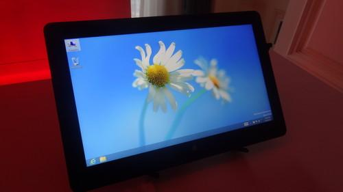 Prototype tablet with AMD's Temash chip